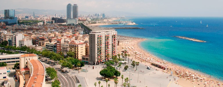 Girona, Barcelona, Pals, Costa Brava
