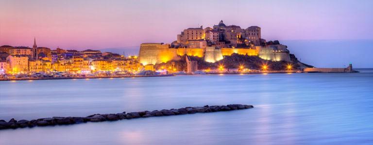 Korsika, Corsica, Calvi, Ajaccio