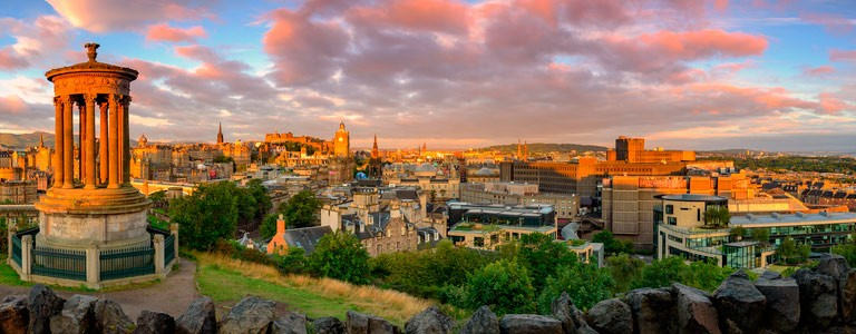 Edinburgh, Skottland