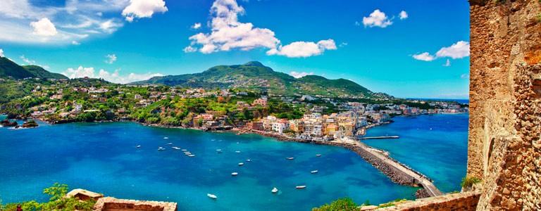 Ischia, Italien, Neapel, Korsika