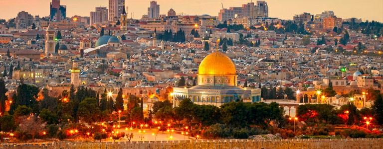 Jerusalem, Israel, Tel Aviv