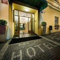 Three Stars Hotel Prag