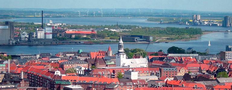 Ålborg, Aalborg, Danmark, Jylland