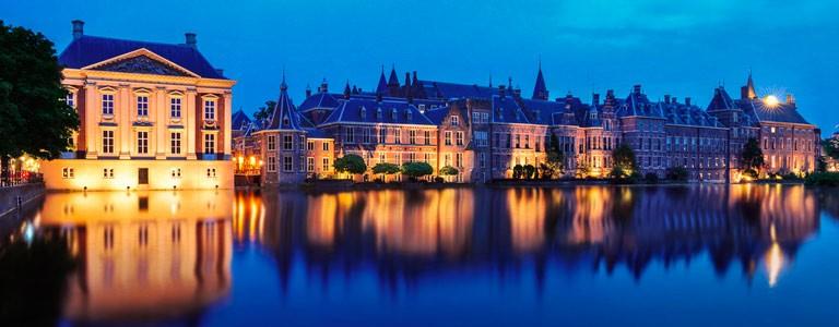 Rotterdam, Haag, den Haag, Holland, Nederländerna
