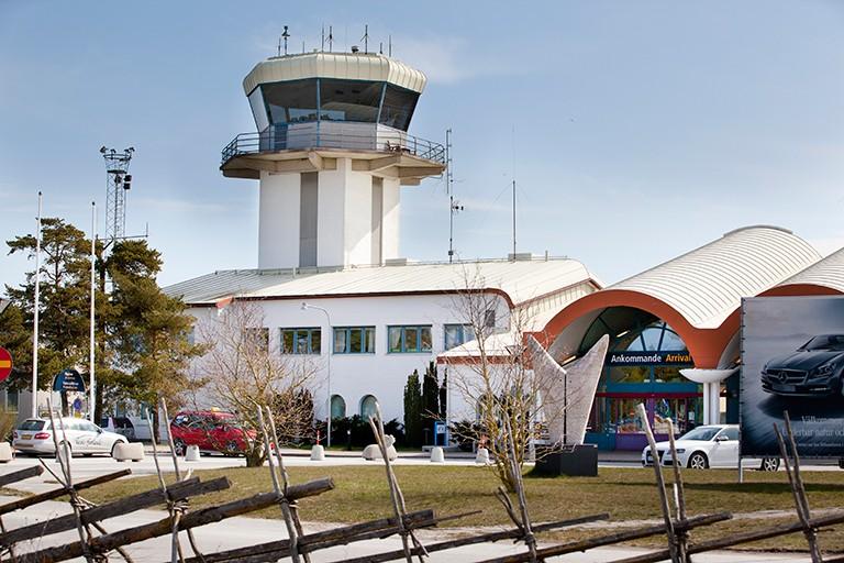 Visby Flyplats (Foto:Peter Phillips)