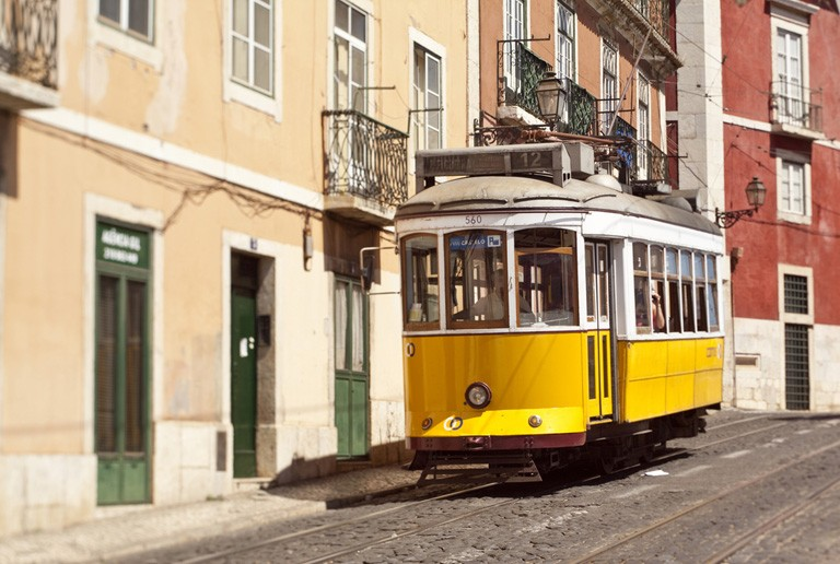 Rejse til Lissabon