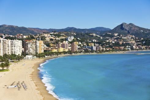 Malaga - Stranden