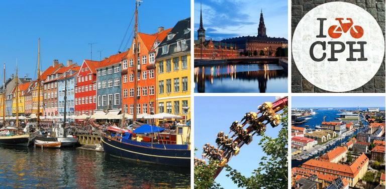 Reis til København med SOLFAKTOR