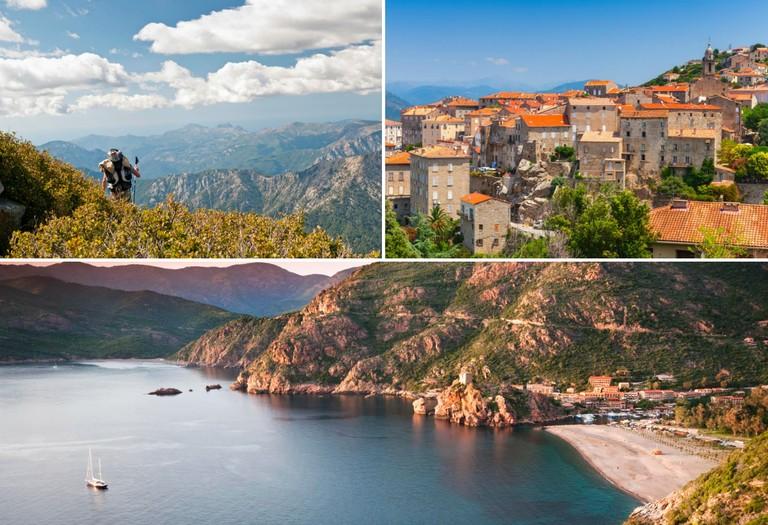 Korsika i Middelhavet, reis hit med SOLFAKTOR