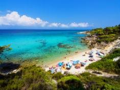 Grekland strand 235x176