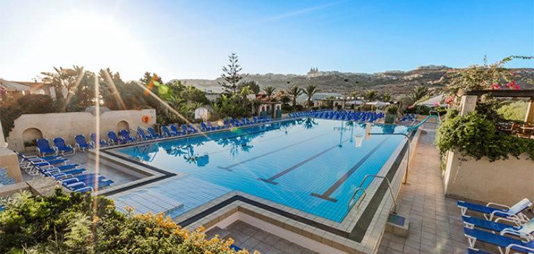 Pool på Malta