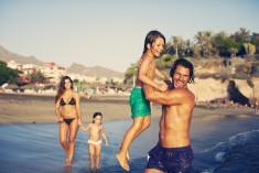 Playa El Duque Teneriffa