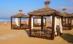Agadir - Sofitel et av byens beste hoteller