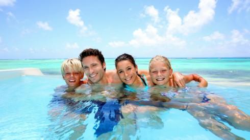 Ta med familien på en eksotisk ferie!
