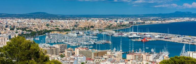 Palma de Mallorca 768x250