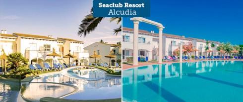 Seaclub Resort Alcudia Mallorca