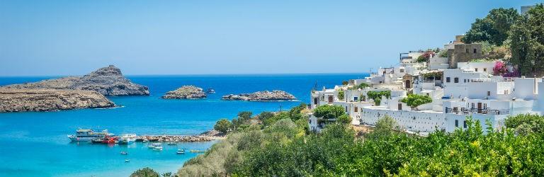 Grekland kust 768x250