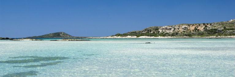 Kreta Elafonissi Beach 768x250