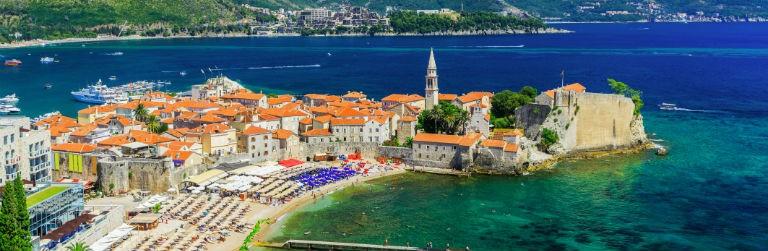 Budva Montenegro 768x250