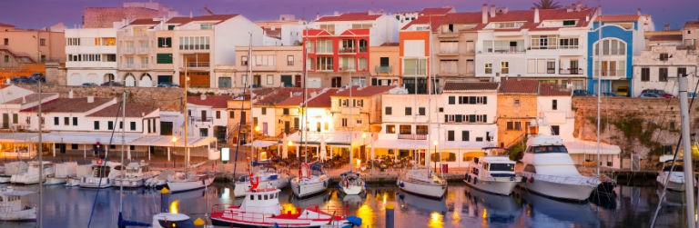 Ciutadella Menorca 768x250