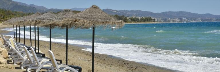 Costa del Sol strand 768x250