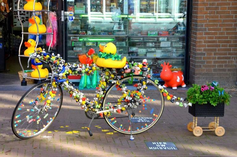 Amsterdam sykler