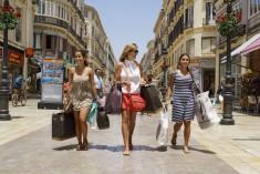 Malaga shopping