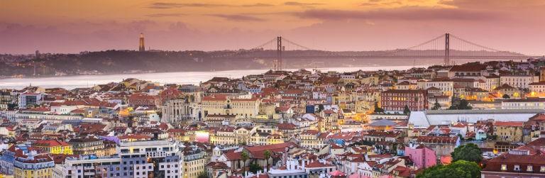 Lissabon Lisboa 768x250