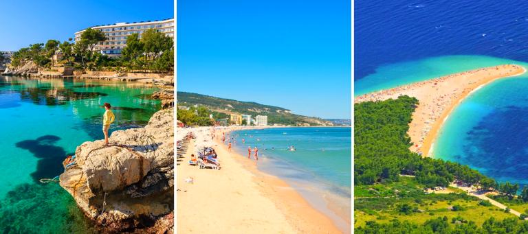 Reis med Solfaktor til Mallorca, Sunny Beach og Kroatia