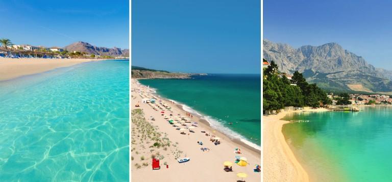Mallorca. Bulgaria og Kroatia - 3 solsikre sommerfavoritter