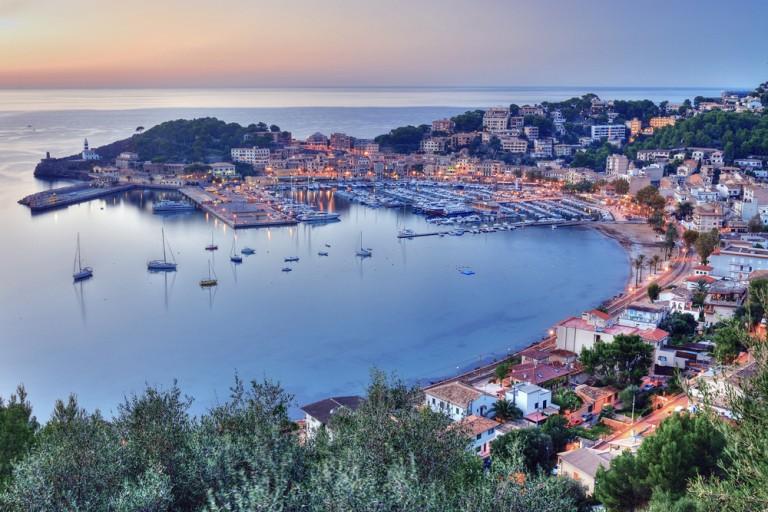Mallorca-puerto de soller