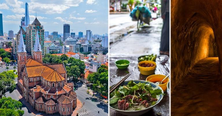 Ho Chi Mihn City